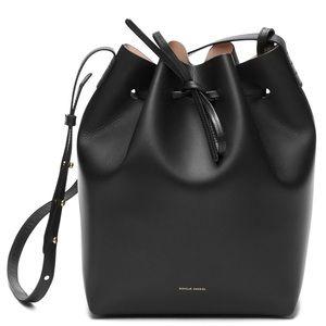 Mansur gavriel bucket bag Ballerina( large size)